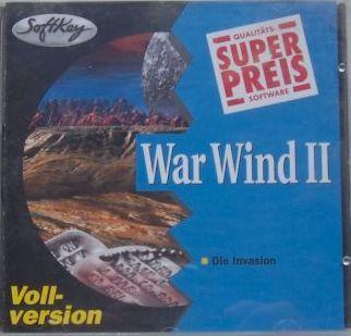 War Wind II - vydání asi z roku 1999, pro sběratele!