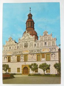Stříbro, okr. Tachov - Radnice 1972