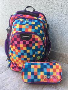 školní batoh Cooocazoo s penálem