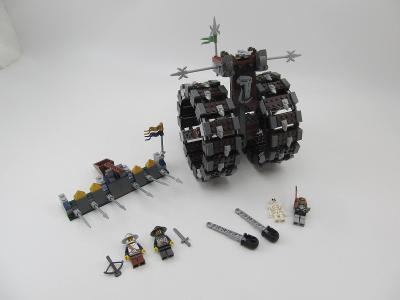 Lego set Castle 7041 Bojové kolo