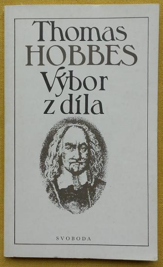 Výbor z díla - Hobbes, Thomas