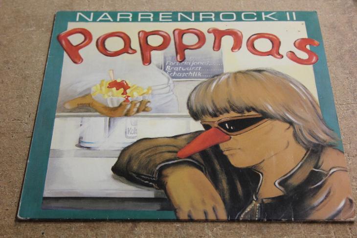 LP DESKA NERREN ROCK - Hudba