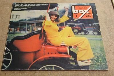 LP DESKA BOX
