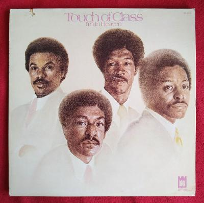 LP TOUCH OF CLASS - I´M IN HEAVEN (1971) 1.USA Press MIDLAND TOP STAV