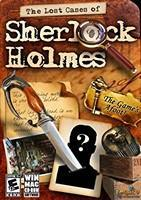 ***** The lost cases of Sherlock Holmes (Nová!) ***** (PC) - Hry