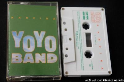 MC Yo Yo Band - Karviná  (1993)