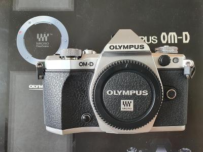 Olympus OM-D E-M5 Mark 2 NOVÝ