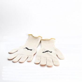 Ochranné rukavice Sabelt Z120660 bílé