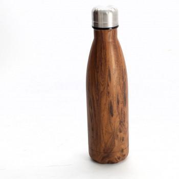 Termoláhev Albi tmavé dřevo 500 ml