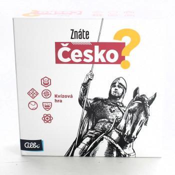 Hra kvízová Albi Znáte Česko?