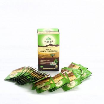 Čaj Organic India Bylinný čaj pro detox