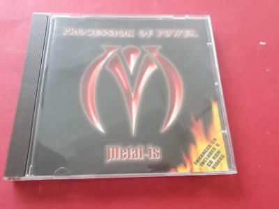 CD Metal-is / Procession of Power