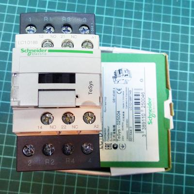 Stykač Schneider Electric LC1D188P7 4P(2Z+ 2V) 32A, cívka 230VAC