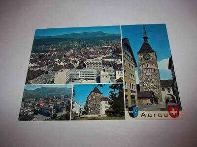 AARAU - ŠVÝCARSKO (B81)