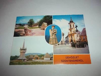SZENTENDRE - MAĎARSKO (B81)