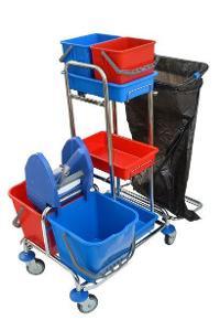 Úklidový vozík KOMBI JOOKY II