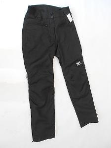 Textilní kalhoty dámské PROBIKER- vel. 34, pas: 72 cm