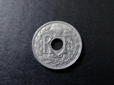5 centimes 1936