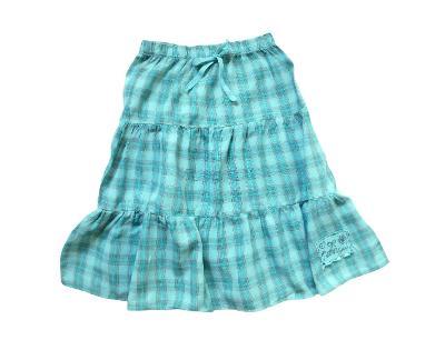 Kostkovaná sukně z bavlny Naartjie 6-7let