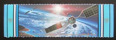OSN Vídeň 1999 Průzkum vesmíru Mi# 291-92 1938