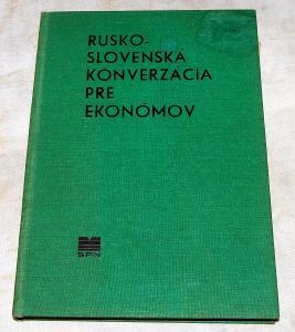 RUSKO-SLOVENSKÁ KONVERZÁCIA PRE EKONÓMOV 1979