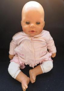 Dětská panenka - Zapf Creation...(10823)