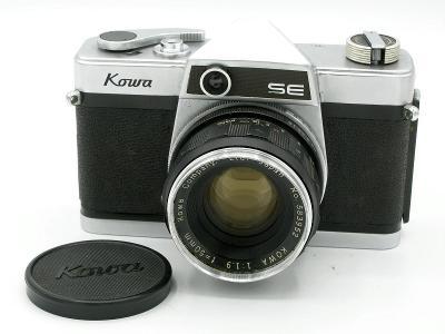 KOWA SE, 50mm/1,9