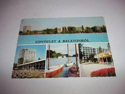 BALATON - MAĎARSKO (B84)