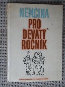 Beneš Eduard - Němčina pro devátý ročník (1. vydání)