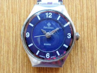 Náramkové hodinky SWISSEX quartz #382-40
