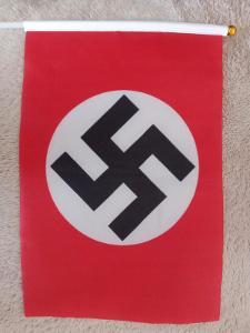 Vlajka nacistického Německa 30X20CM
