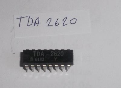 TDA 2620NOS)