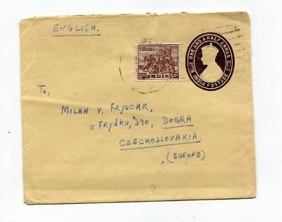 INDIE - CELINOVÁ OBÁLKA 1949  /AP - 18