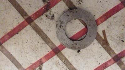 Kalená podložka 25,6×14,2×1,4mm
