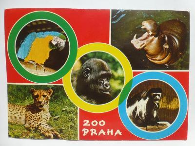 Praha - ZOO - Troja 1986
