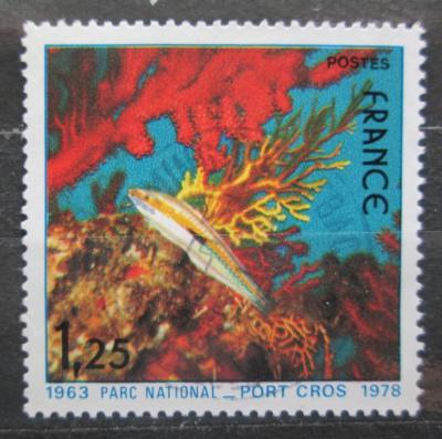 Francie 1978 Kněžík duhový Mi# 2094 1944
