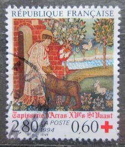 Francie 1994 Gobelín Mi# 3060 1944