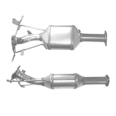 Filtr částic Euro4 DPF VOLVO S80, V70/XC70, XC60 2.4 TD 2006-10 NOVY