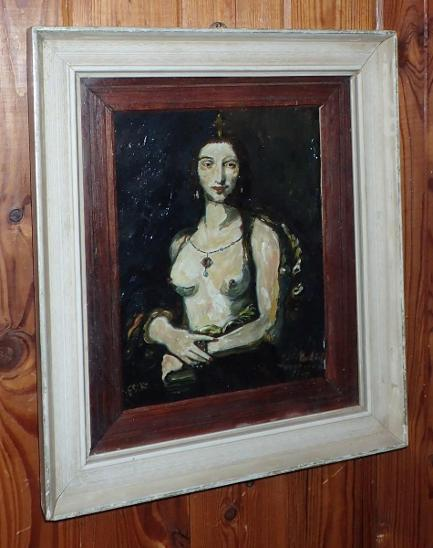 LUKRECIA BORDŽA - DUBIEL JOSEF VON LERACH - Umění