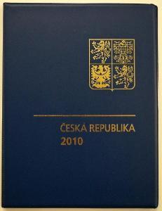 ROČNÍKOVÉ ALBUM 2010 - ČERNOTISK PTR 18, BEZ ZNÁMEK (T8258)