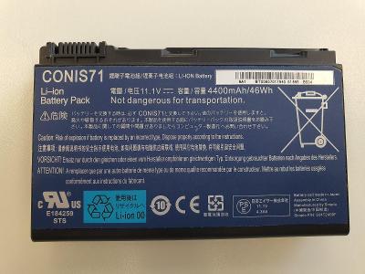 Baterie pro notebook Acer CONIS71 11,1V  před KOUPÍ ČTi ! - B056