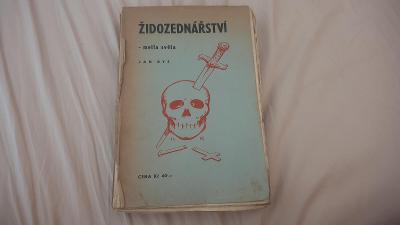 Jan Rys-Židozednářství-Metla světla-1938