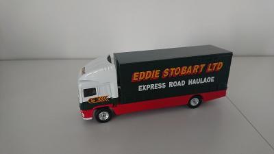 corgi eddie stobart