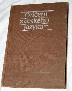 CVIČENÍ Z ČESKÉHO JAZYKA Michálková 1977