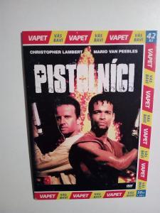 DVD, film Pistolníci