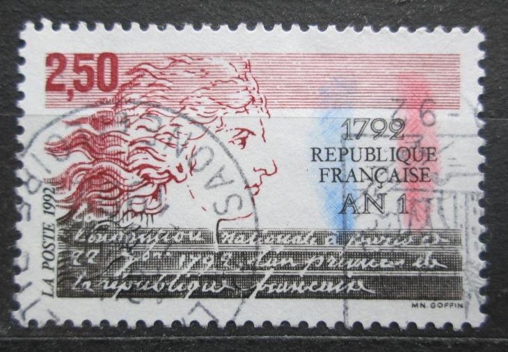 Francie 1992 Francouzská revoluce Mi# 2915 1946 - Filatelie