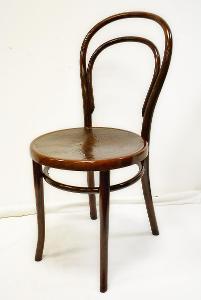 židle THONET Nr.14, po renovaci, cca 1890