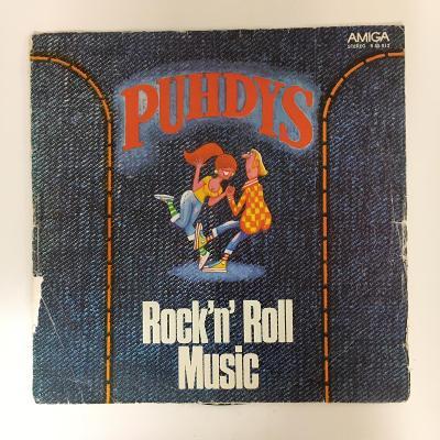 Puhdys – Rock'N' Roll Music - LP vinyl