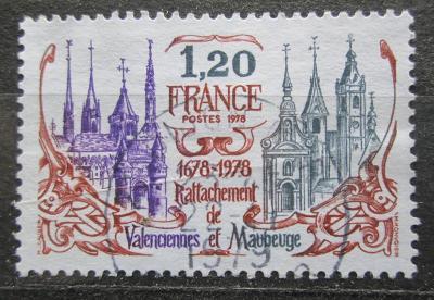 Francie 1978 Francouzská města Mi# 2120 1947