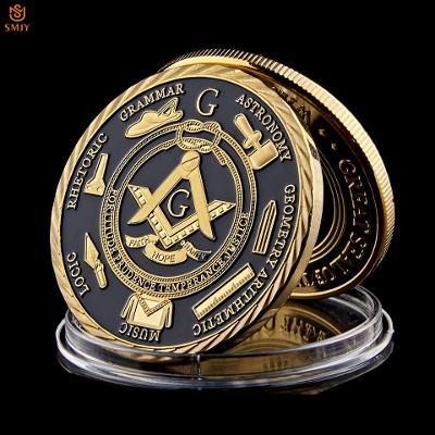 Pamětní mince - Bratrství zednářské